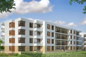 Budowa bloków mieszkalnych wSandomierzu