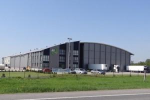 Budowa hali produkcyjnej wJasienicy